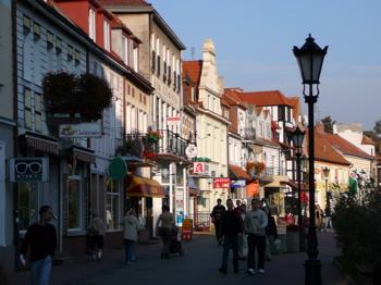 Bilder aus Kołobrzeg (Kolberg)