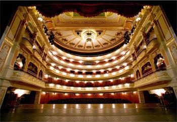 Bildergalerie Oper Breslau