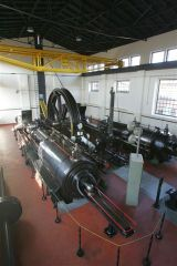 Dampfmaschine_im_Bergbaufreilichtmuseum_Koenig_Louise
