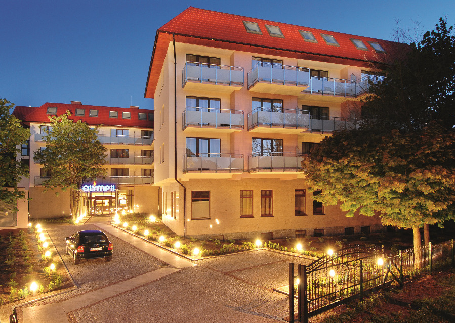 best online hot product huge inventory Hotel Olymp II in Kolberg (Kolobrzeg) - Kur in Polen ...