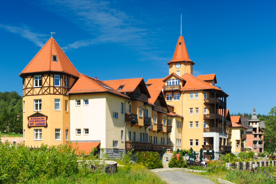 Hotel St Lukas Swieradow Zdroj